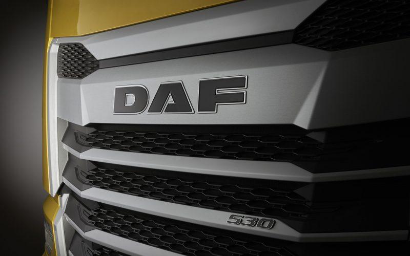 DAF truck series XF XG XGplus